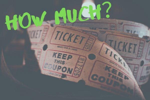 映画の前売り券の買い方はわかったけど値段はいくら?