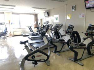 トレーニングルーム(トレッドミル)